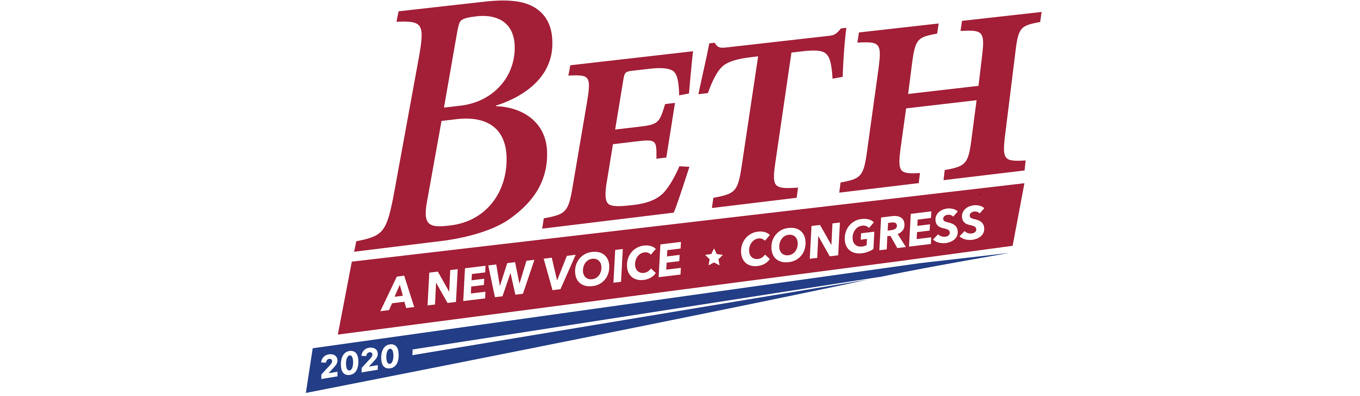 Logo for Beth for Congress